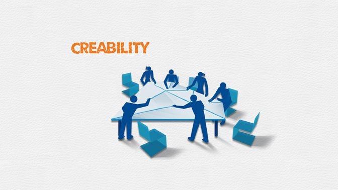 Creability Banner