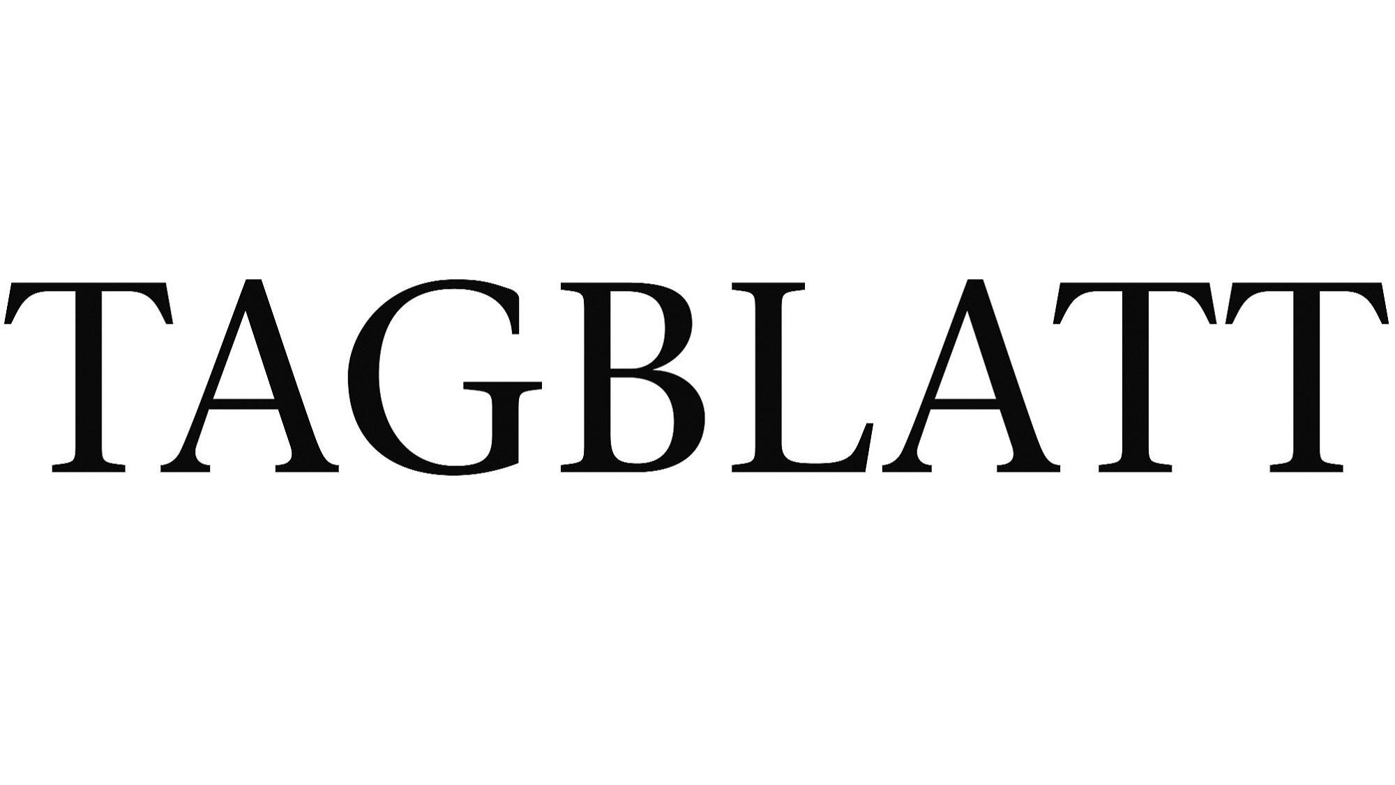 Tagblatt Logo
